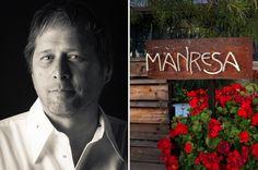 david kinch manresa | Chef David Kinch; Manresa Restaurant, Los Gatos, CA [Photo: Manresa ]