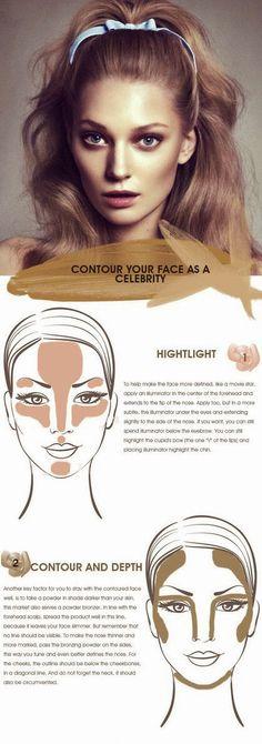 Sexy Crossdresser Gurl: Crossdresser Makeup Tips Highlight & Contour Video Update Makeup Monday