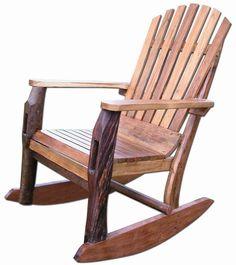 Superieur Adirondack Rocking Chair