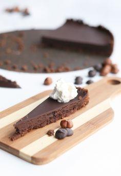 Chocolate HazelnutTart