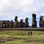 The Easter Island the most isolated pieces of land in the world