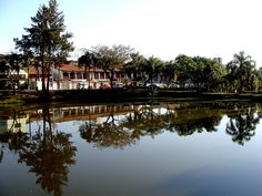 Praça do Aquário, Vinhedo