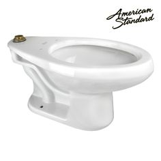 American Standard 1.6 GPF Elongated Toilet Bowl. Compare more units at store.equiparts.net