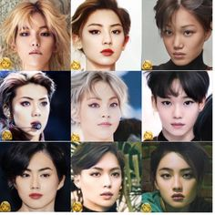 Exo with female vers.