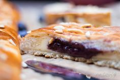 dipi..t..seren( ity ): Blueberry-Cheesecake Coffee Bread