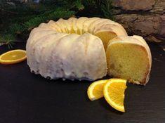 Orangenkuchen Herrlich fruchtig, leicht zu backen und schön saftig.