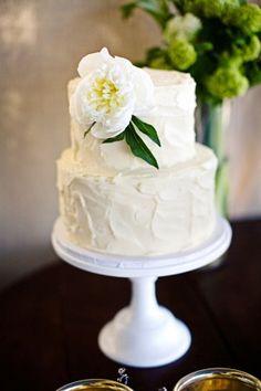 love simple cakes
