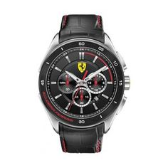 Herren Uhr Ferrari 0830182