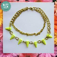 <3 Collar <3 <3 Necklace <3