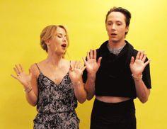 Russian Ladies Sing Britney Spears