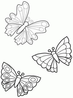 Butterfly Drawing Fairy Border Design Coloring Pages Books Pictures Zentangle Patterns Craft Tutorials String Art Tin