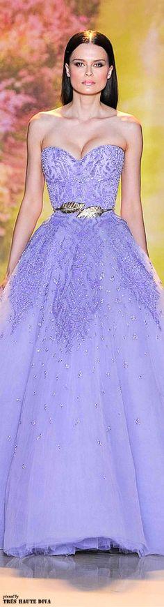 Zuhair Murad Spring 2014 Couture