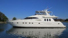 Viking Sport Cruiser Princess - http://boatsforsalex.com/viking-sport-cruiser-princess/ -                                       US$1,180,000 Custom Hardtop, 1300hp MANs Year: 2002Length: 72'Engine/Fuel Type: TwinLocated In: Virginia Beach, VAHull Material: FiberglassYW#: 5224-2597827Current Price: US$1,180,000 New To The Market! This beautiful yacht is perfect for ...
