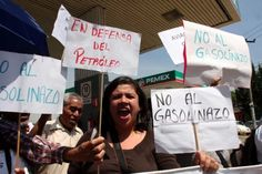 Mexico in revolt: What the 'Gasolinazo' can teach us about protest   --     We must also be wary of so-called liberals who want to coopt our movements for their own personal and political gain only to ignore our voices once in power.