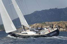 Nautor's Swan 80S IAMSTERDAM Sailing Yacht - Seatech Marine Products & Daily Watermakers