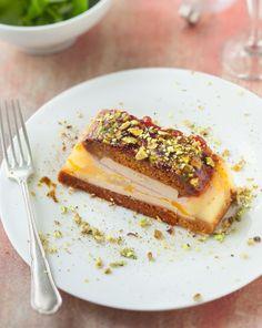 Des recettes de Foie gras de Noël