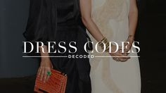 What Every Dress Code Really Means