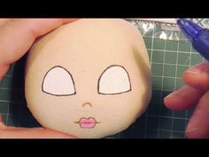 Como pintar la cara de las muñecas de una manera sencilla | DIY - PatronesMil