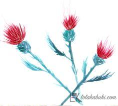 Flores en acuarela sobre papel. #acuarela, #watercolor, #aquarelle, #flores, #flowers Watercolor, Flowers, Portraits, Paintings, Paper Envelopes, Illustrations, Artists, Art, Pen And Wash
