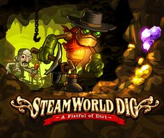 Win a copy of SteamWorld Dig for #Nintendo #3DS #giveaway #contest #free #game #videogame #win