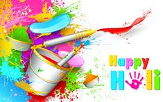 Holi is the festival of colour. I wish with all my heart that it brings more colours to your life. Wishing you and your family a fabulous Holi!