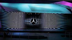 Client: Daimler AG, Stuttgart Agency: Atelier Markgraph GmbH, Frankfurt/Main Artistic Direction: Roland Lambrette Generative Pulse: m-box bewegtbild GmbH, Berlin, Eno…