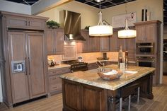 Use The Fulton Home Design Center Vignettes To Create Your Own Kitchen!  Learn More By Visiting The Center In Tempe, AZ.