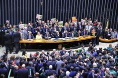 Blog do Arretadinho: Apenas 36 deputados do impeachment se elegeram com...