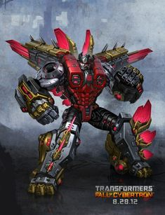 Transformers Fall of Cybertron Snarl
