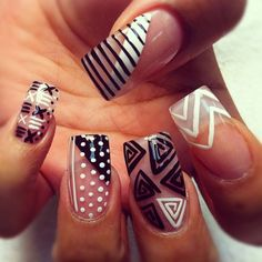 After seeing these gel nail designs, you will be calling to make an appointment to get your gel nails done. We Collect 22 Irresistible Easy Gel Nails Design Hot Nails, Uv Gel Nails, Hair And Nails, Acrylic Nails, Nail Art Inspiration, Nail Deco, Great Nails, Amazing Nails, Manicure E Pedicure