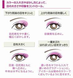 on in 2020 Chinese Makeup, Korean Eye Makeup, Asian Makeup, Kawaii Makeup, Kawaii Nails, Makeup Inspo, Makeup Tips, Makeup Ideas, Summer Makeup Looks