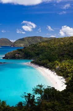 Trunk Bay Beach, St. John, U.S. Virgin Islands