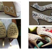 Parola d'ordine...personalizzare…..le scarpe