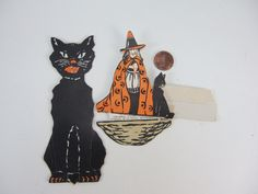 cat & witch