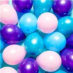 Zeemeermin Mini Ballonnen Pakket - 12.7 cm Latex Ballonnen