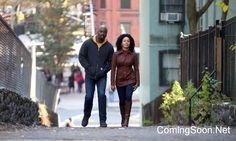 Defenders Photos: Daredevil, Jessica Jones on a Winter Stroll