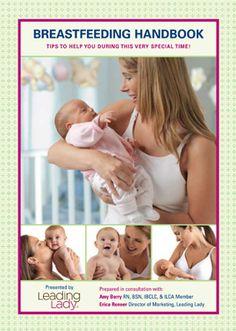 8925a5608b free  breastfeeding handbook eBook from  Leading Lady  bfing Lead Lady
