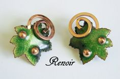 Check out this item in my Etsy shop https://www.etsy.com/listing/456838114/vintage-renoir-designer-signed-enamel
