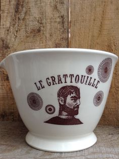 Le Grattouille, bowl with grater for vinaigrette Religious Symbols, Love Symbols, Neck Rings, Grater, Copper And Brass, Necklace Types, Ceramic Bowls, Heart Shapes, Boutique Etsy