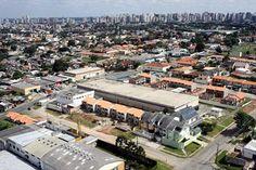Obras no Moradias Parolin. Curitiba, 17/04/2009 Foto: Ricardo Almeida/SMCS
