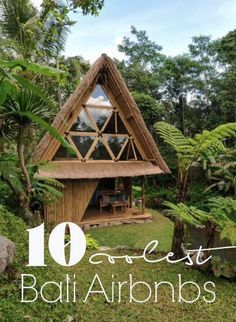 Looking for a hotel alternative to a hotel in Bali? Here are some of my favorite Bali airbnb for all tastes and budgets. destinations indonesia The 50 coolest Bali Airbnb under € Hotels In Bali, Hotel Bali, Bali Indonesia Hotels, Hotel Airbnb, Madrid Hotels, Bali Travel Guide, Asia Travel, Lombok, Oh The Places You'll Go