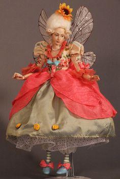 Art Dolls, Fairy Dolls - The Dollsmith