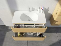 Find Interesting Ideas to Improve Your New Bathroom with Bathroom #Vanities.