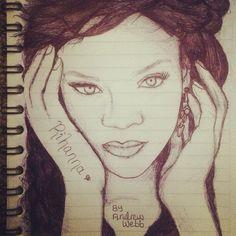 Rihanna #art