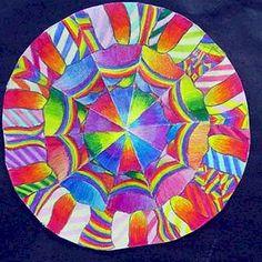 radial Design mandala