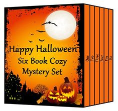 Happy Halloween Six Book Cozy Mystery Set by Amelia Morgan https://www.amazon.com/dp/B01LYBL40B/ref=cm_sw_r_pi_dp_x_ELrdybC8SEJ31
