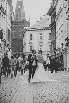 Prague offers beautiful locations for your special day.  for more see www.ido.agency