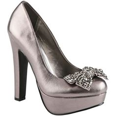 Call it Spring™ Cleomire Platform Pumps w/ Bows - jcpenney  $36