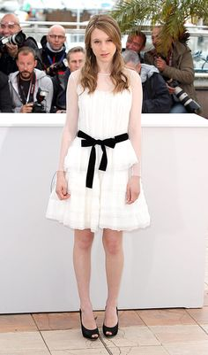 Festival Internacional de Cine de Cannes 2013 alfombra roja red carpet photocall - Taissa Fariga