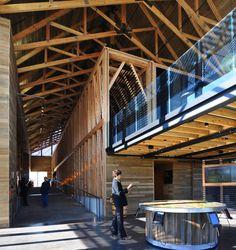 Wild Turkey Bourbon Visitor Center | Architect Magazine | De Leon & Primmer Architecture Workshop, Lawrenceburg, KY, United States, Cultural, 2015 AIA Honor Awards, ARCHITECT Annual Design Review 2014